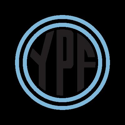 YPF antigua logo vector