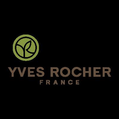 Yves rocher logo vector