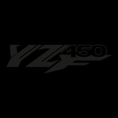 YZ 450 F logo vector