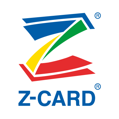 Z-Card logo vector