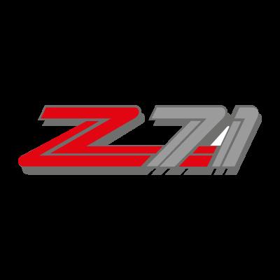 Z71 Chevrolet logo vector