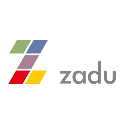 Zadu logo vector