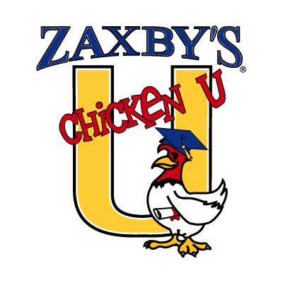 Zaxbys Chicken U logo vector