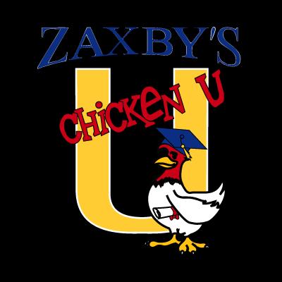 Zaxbys Chicken U vector logo