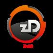 Zectordrift logo vector