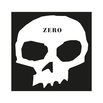 Zero Skateboards logo vector