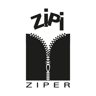 Zipi Ziper logo vector