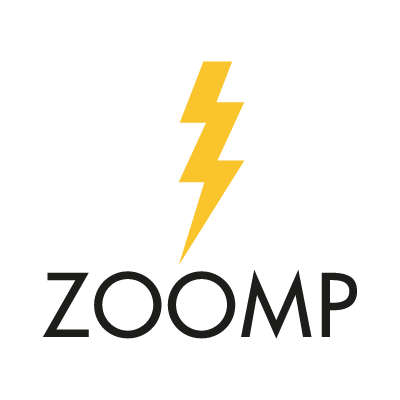 Zoomp (.EPS) logo vector