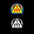 005 sign logo vector
