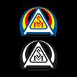 006 sign logo vector