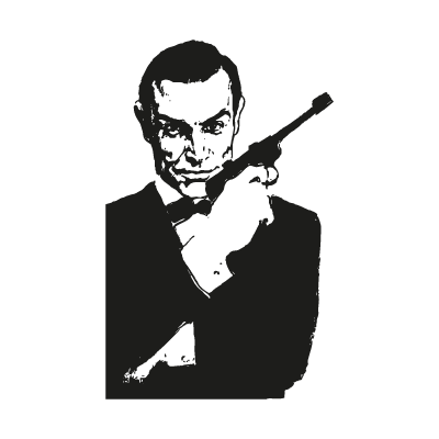 007 James Bond (.EPS) logo vector