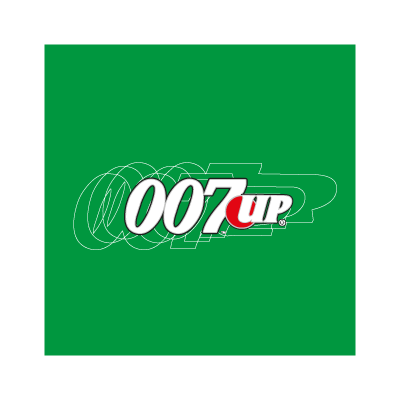 007Up logo vector