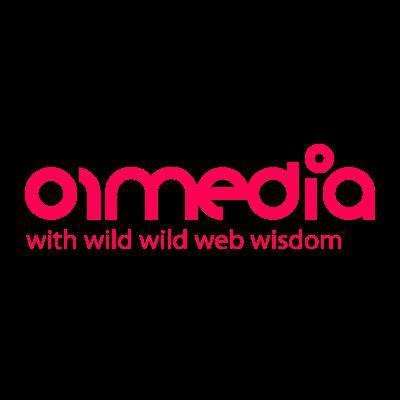 01media 2007 logo vector