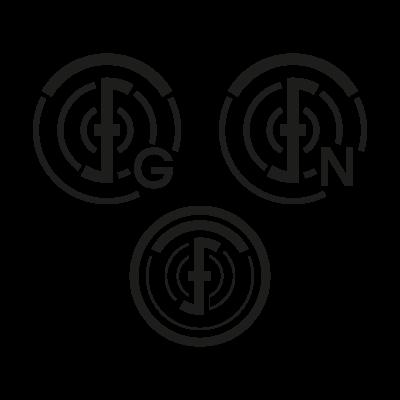 028 sign logo vector