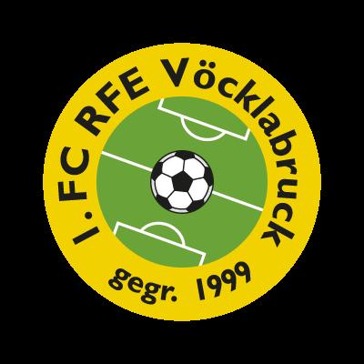 1. FC RFE Voecklabruck logo vector