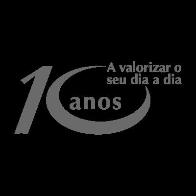 10 Anos (.EPS) logo vector