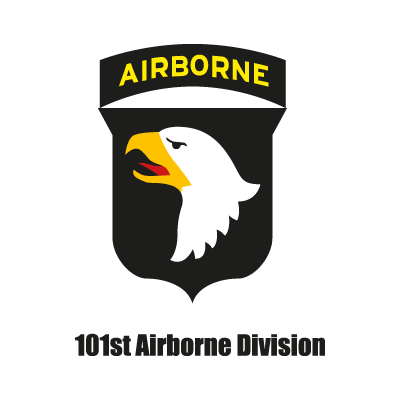 101st Airborne Division logo vector