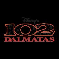 102 Dalmatas vector logo
