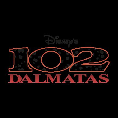 102 Dalmatas logo vector