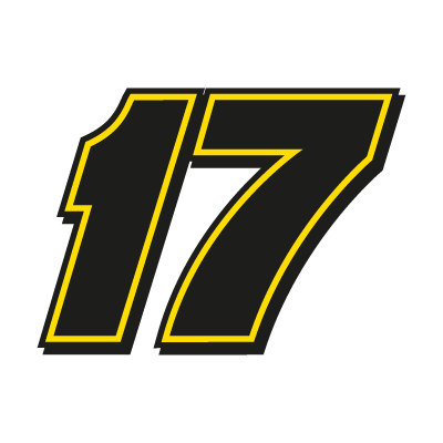 17 Matt Kenseth logo vector
