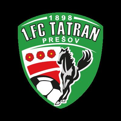 1.FC Tatran Presov logo vector