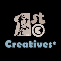 1st Creatives vector logo