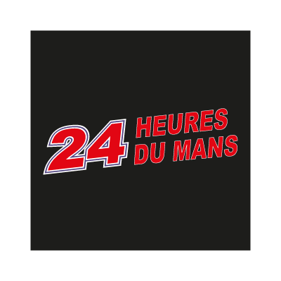 24 Heures Du Mans logo vector