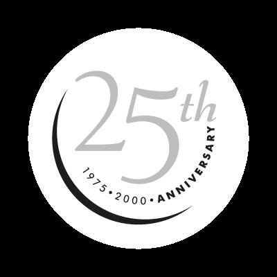 25th anniversary vector logo 25th anniversary logo 25th Wedding Anniversary Clip Art 25th Anniversary Logo Ideas