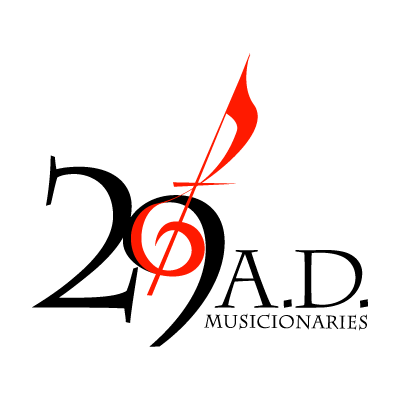 29 AD Musicionaries logo vector