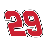 29 - Kevin Harvick vector logo