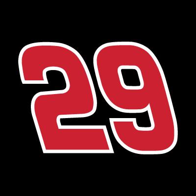 29 – Kevin Harvick logo vector