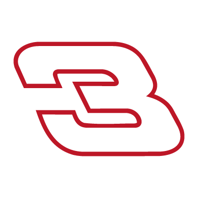 3 Richard Childress Racing logo vector