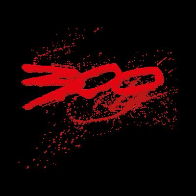 300 Frank Miller logo vector