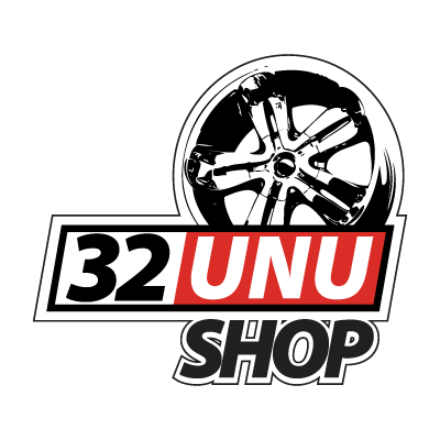 32unu Shop logo vector