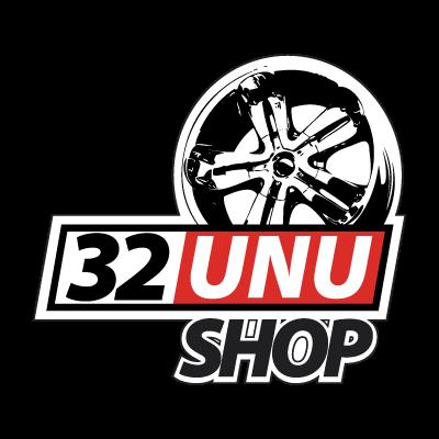 32unu Shop vector logo