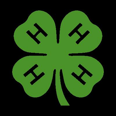 4-h Club logo vector
