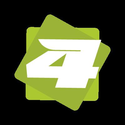 404 Creative Studios logo vector