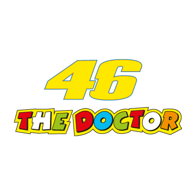 46 the doctor logo vector