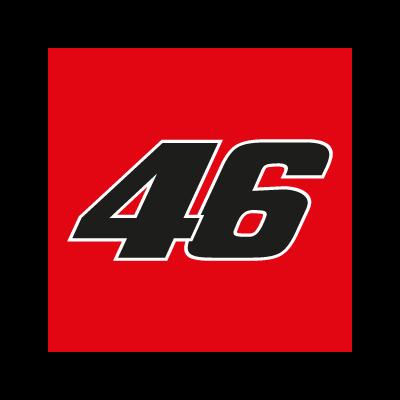 46 logo vector