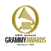 48th GRAMMY Awards vector logo