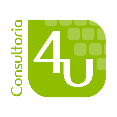 4u Consultoria vector logo