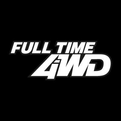 4WD FullTime logo vector