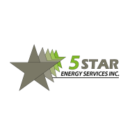 5 Star Energy Services Inc. vector logo