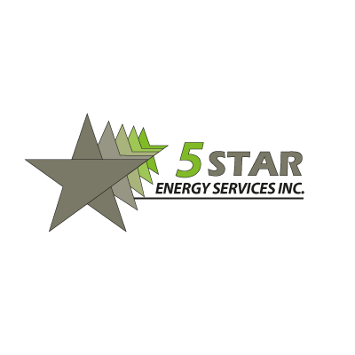 5 Star Energy Services Inc. logo vector
