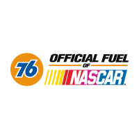 76 Official Fuel of NASCAR vector logo