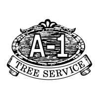 A-1 Tree Service vector logo