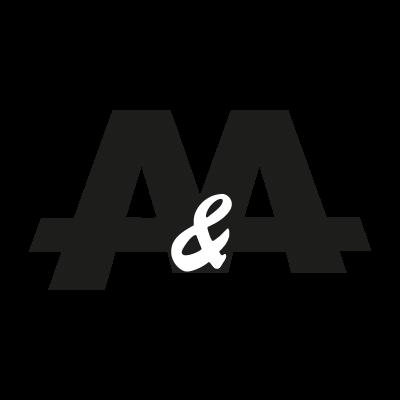 A & A logo vector