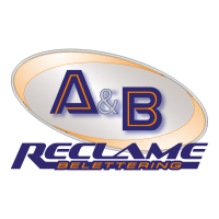 A&B reclam vector logo