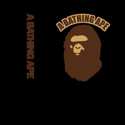 A Bathing Ape logo vector