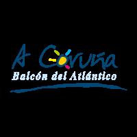 A Coruna vector logo